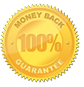 vPages Money Back Guarnatee Seal